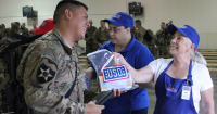 USO: 75 Years of Help to America's Veterans