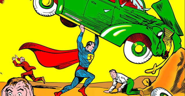 A Look Back On 80 Years of Super Rides From 'Man of Steel'